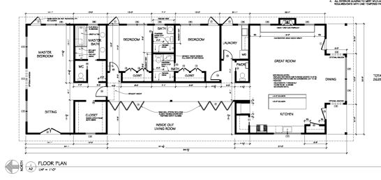 Eames case study house plans - Home design and style