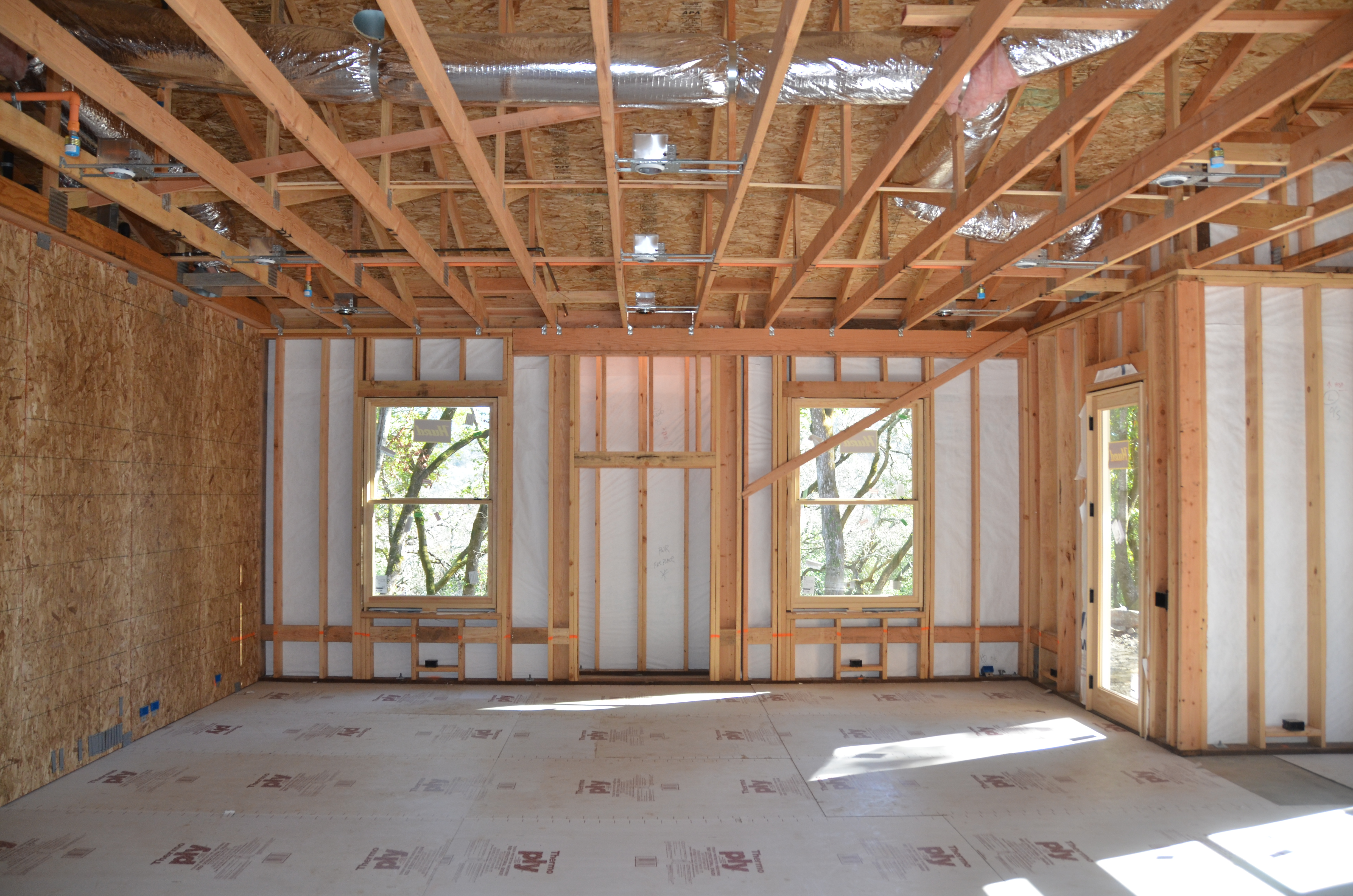Framing building a country house house plans 508 2 for Summer house floor plans